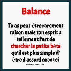 #balance #horoscope #voyance #astrologie