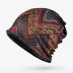 [AETRENDS] 2016 Winter Sport Beanies Collar Scarf Women or Men's Hip Hop Hats Warm with Velvet Inside Z-5008