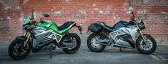 A pochi chilometri da Modena sorge il nuovo stabilimento di Energica, produttore italiano di motocilclette elettriche.