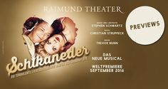 Jetzt Tickets für Previews von SCHIKANEDER im Raimund Theater sichern. © VBW…