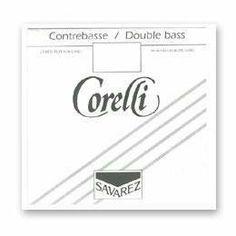 Corelli Tungsten Bass G String by Tungsten Bass (Corelli). $14.66. Corelli Steel Double Bass G String, Nickel wound on steel core