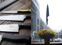 Miyabi birchwood collection sur la table - 1000 Images About Gorgeous Knives On Pinterest Chef