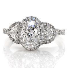 This is 100% without a doubt my dream ring. Too bad it's 10,000 dollars.