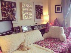 College dorm room!