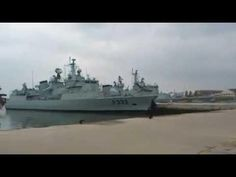 Portuguese Navy's Drone Launch Fail - #fail #Portuguese #Navy