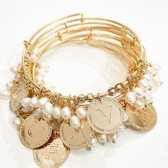 Bracelets By Vila Veloni GoldenLetters