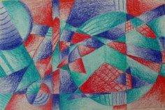 cubism middle school art lesson Middle School Art Projects, Summer Art Projects, Art School, Intro To Art, 7th Grade Art, Cubist Art, Composition Art, Teen Art, Young Art