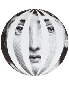 FORNASETTI Plate by farfetch