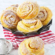 Candy Recipes, Baking Recipes, Dessert Recipes, Christmas Sweets, Christmas Baking, Swedish Recipes, Sweet Recipes, Donuts, The Best