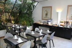 Salle petit-déjeuner New Hotel Saint Charles Marseille