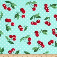 Michael Miller Cherry Dot Mint Fabric 0393787 Sold By the Yard Sewing Projects For Beginners, Sewing Tutorials, Sewing Crafts, Sewing Patterns, Sewing Ideas, Bag Patterns, Quilting Patterns, Sewing Hacks, Diy Projects