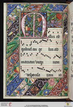 Cod. Sal. VIII, 16: Cod. Sal. VIII, 16 Processionale (Frankreich / Burgund, 16. Jh.)