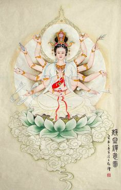 https://es.pinterest.com/StNightingale/eastern-oriental/ Quan Yin