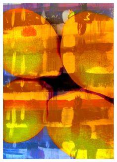 '4 lemon, four lemon, limone, Zitronen' von Marion Waschk bei artflakes.com als Poster oder Kunstdruck $16.63