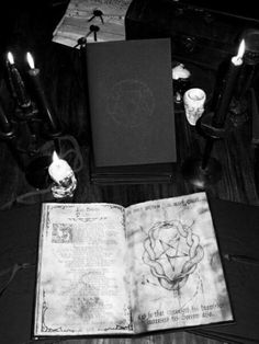 book of shadows Wiccan, Witchcraft, Magick Book, Occult Art, Mystique, Witch Aesthetic, Arte Horror, Necromancer, Coven