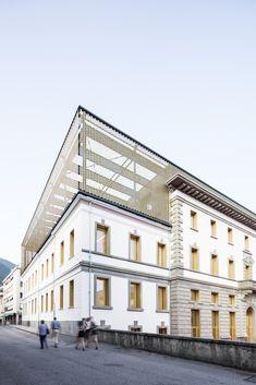 Gallery of Palazzo del Cinema di Locarno / AZPML + DFN Dario Franchini - 7
