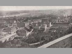 pohled na Smíchov ze zahrady Kinských, 1867 City Photo