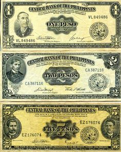 ... Philippine Peso, Jose Rizal, Money Notes, Lily Chee, Filipiniana, Money Bank, Manila Philippines, Historical Pictures, Vintage Photos