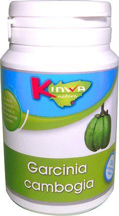 Extracto concetrado de Garcinia cambogia al 50% HCA. Supresor natural del apetito. 200 comprimidos. KinwaNatura herbolario online. http://www.kinwanatura.com/es/control-de-peso/44-garcinia-cambogia.html
