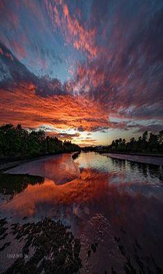 sunset #500px --- Balazs B.