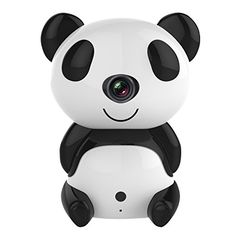 Annke® HD 1280 x 720P Day/Night Wi-Fi Baby Moninitor Cute Panda Cloud IP Wireless 30ft Night Vision Video Monitoring Camera(Two-way Audio, Easy to Setup,WPS Function, Remote Upgrade) Annke http://www.amazon.com/dp/B00SZL0FQK/ref=cm_sw_r_pi_dp_oWo8ub1G66RYS