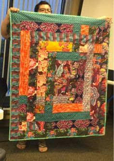 $13.00 This Halloween Row Quilt is fun to sew and a great way to ... : san antonio modern quilt guild - Adamdwight.com