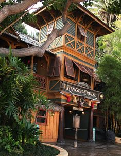 The Magic of Disney Parks Storytelling: Jungle Cruise at Disneyland Park