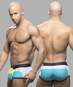 Contour Trunk Andrew Christian Mens Sexy Swimwear