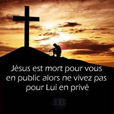 Citation: Vivre pour Jésus en plein jour. C'est la Puissance 👊💘