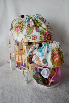 Clear Toy Storage Bags With Drawstring Closure Sewing Pinterest And Bag