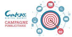 Campagne pubblicitarie e sponsorizzazione con #AdWords, #Facebook, #Bing e #social Ti aiutiamo a raggiungere nuovi clienti attraverso la pubblicità mirata e campagne omnichannel Non aspettare che ti trovino… comincia a cercare!