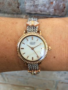 I am loving the new Multi-Strand keeper in the Keep-Collective Holiday… Keep Collection, Rose Gold Watches, Keep Jewelry, Personalized Jewelry, Michael Kors Watch, Bracelet Watch, Fashion Jewelry, Bling, My Style