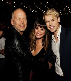 We love Ryan Murphy's passion about his work. He is staying busy with Glee, American Horror Story and now a new NBC hit A New Normal.  Ryan being on Twitter has made Gleeks feel closer to the show and express what they feel about he characters and where they are going. Ryan listens and tweets back with that 's brilliant. That has made us Gleeks feel a new excitment about Season 4 . Ryan Murphy talks to The Hollywood Reporter about his excitement about Season 4