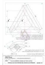 Triangulo de Penrose por Pedro Luis Ruiz. World Cup SolidWorks