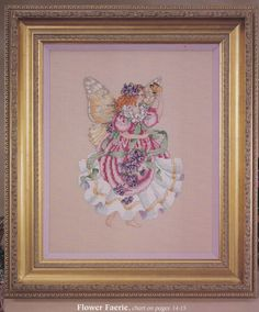 Magical Faeries American School of Needlework by LucyGooseyDolls