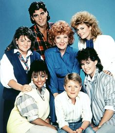 George Clooney, The Facts of Life Still a relatively unknown actor, Clooney captured the attention of TV watchers everywhere as hunky handyman George Burnett in the sitcom, which ran from 1979-1988.