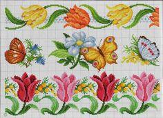 Ângela Bordados: Flores para minhas flores....