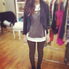 Threadsence staffer --- dope casual outfit!