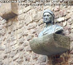 La Cappella di Dante-Santa Margherita dei Cerchi in Firenze http://i-live-in-tuscany.blogspot.it/2014/01/la-cappella-di-dante-santa-margherita.html