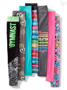 We have a pair of leggings for everything you love! Stock your closet with all your faves!