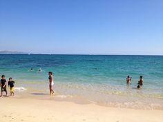 Sun and fun at the World SUP Championships at Palmilla Beach!