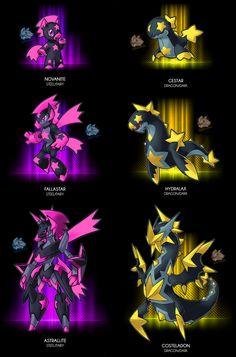 Twinkle Twinkle Shiny Stars by Darksilvania Decidueye Pokemon, Pokemon Breeds, Pokemon Fake, Pokemon Fusion Art, Pokemon Pokedex, Play Pokemon, Pokemon Comics, Pokemon Memes, Pokemon Fan Art