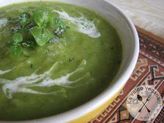 Ką valgo veganai?: Tiršta brokolių sriuba