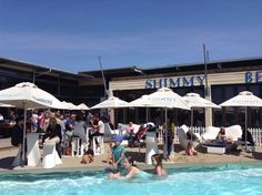 Day Market at Shimmy Beach Club on the beach 24 Sep 2015 E Day, Beach Club, Sunny Days, Sun Lounger, Gazebo, Deck, Events, Patio, Outdoor Decor