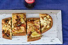 Überbackenes Brot – schnelles feines Essen!