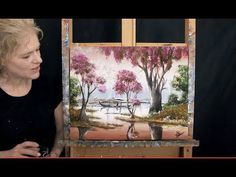 Learn How to Paint RIVERBOAT RIDE with Acrylic - Paint and Sip at Home - Fun Step by Step Tutorial