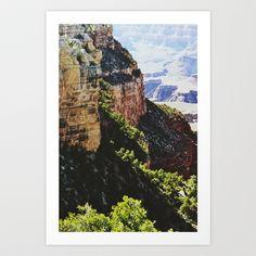 Grand Canyon III Art Print - $20.00