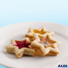 Inspírate con ALDI: consejos e ideas para todos Chocolate Blanco, Waffles, Breakfast, Food, Biscuits, Sweet Treats, Cooking, Stars, Breakfast Cafe