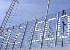 PÔLE SPORTIF TOULON_Signalétique par ateliers59, signage, graphic design.
