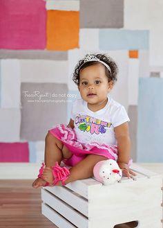 Princess crown  fancy headband. Infant by DanicasChicBowtique